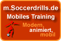 Soccerdrills für mobile Endgeräte